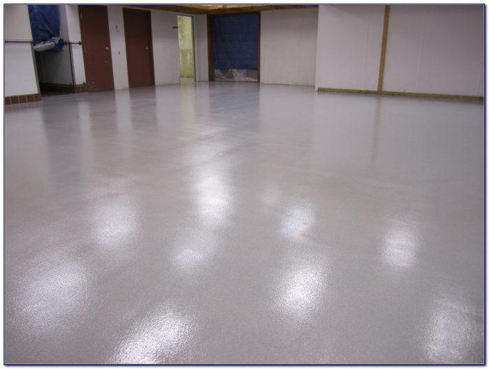 Rustoleum Basement Floor Epoxy Clear Coat
