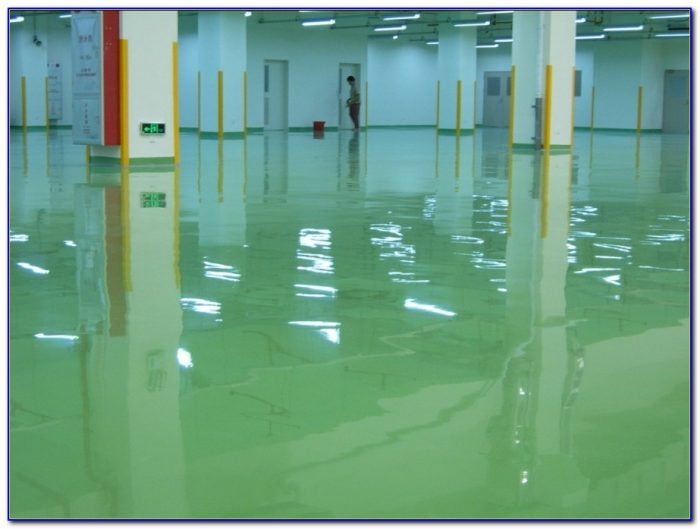 Self Leveling Epoxy Floor Topping