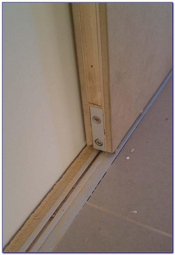 Sliding Glass Door Floor Track