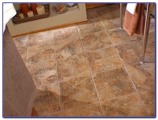 Snap Together Tile Flooring Bathroom