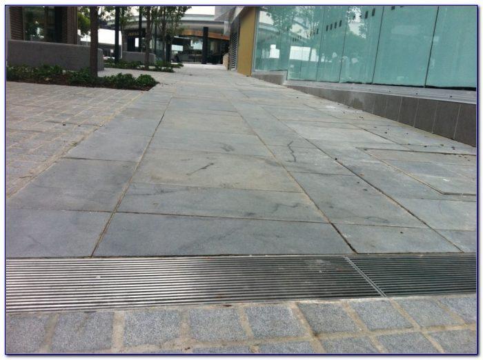 Square Garage Floor Drain Covers