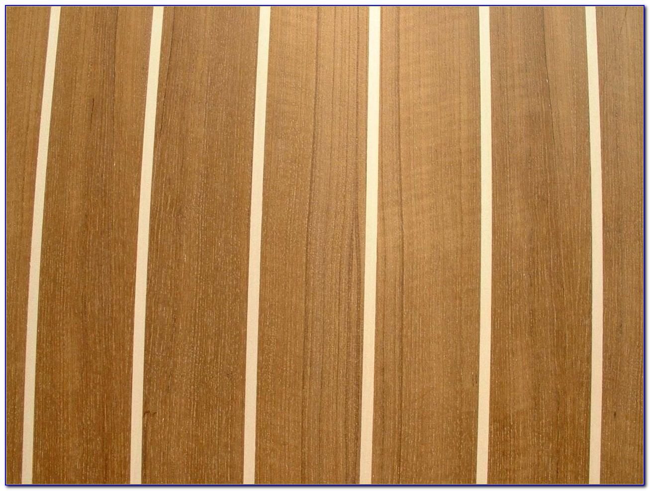 Teak And Holly Vinyl Flooring