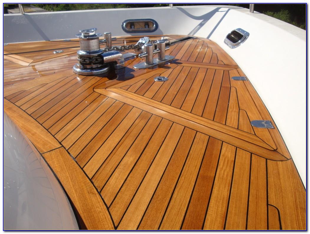 Teak Decking For Boats Nz