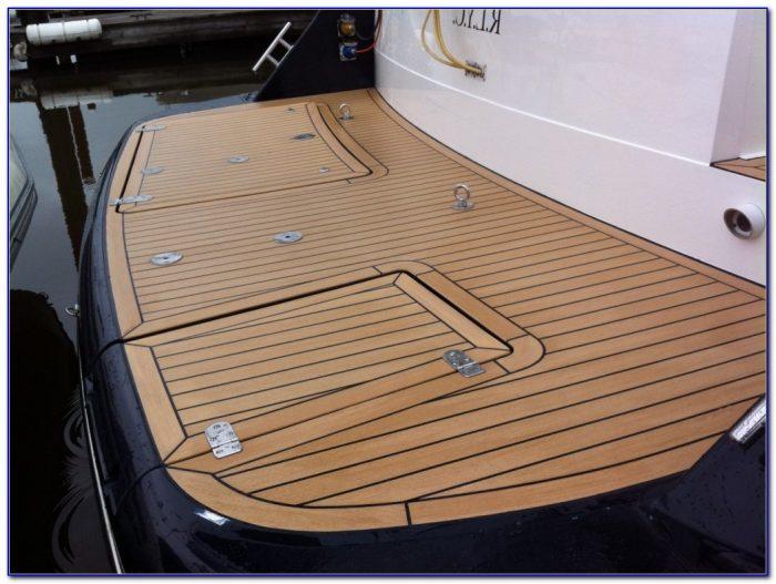 Teak Decking For Boats Uk