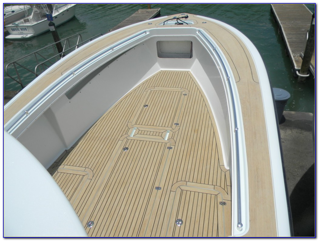 Teak Flooring For Boats Interior