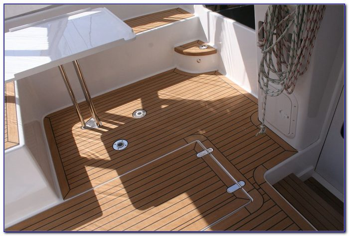 Teak Laminate Flooring For Boats