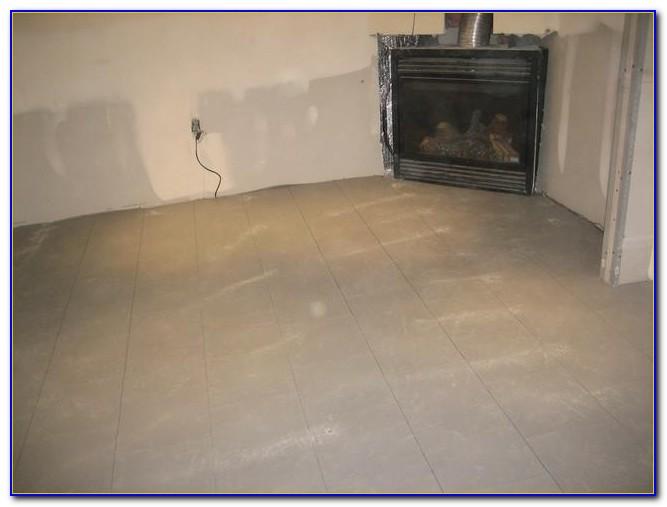 Thermaldry Basement Floor Waterproofing Tiles