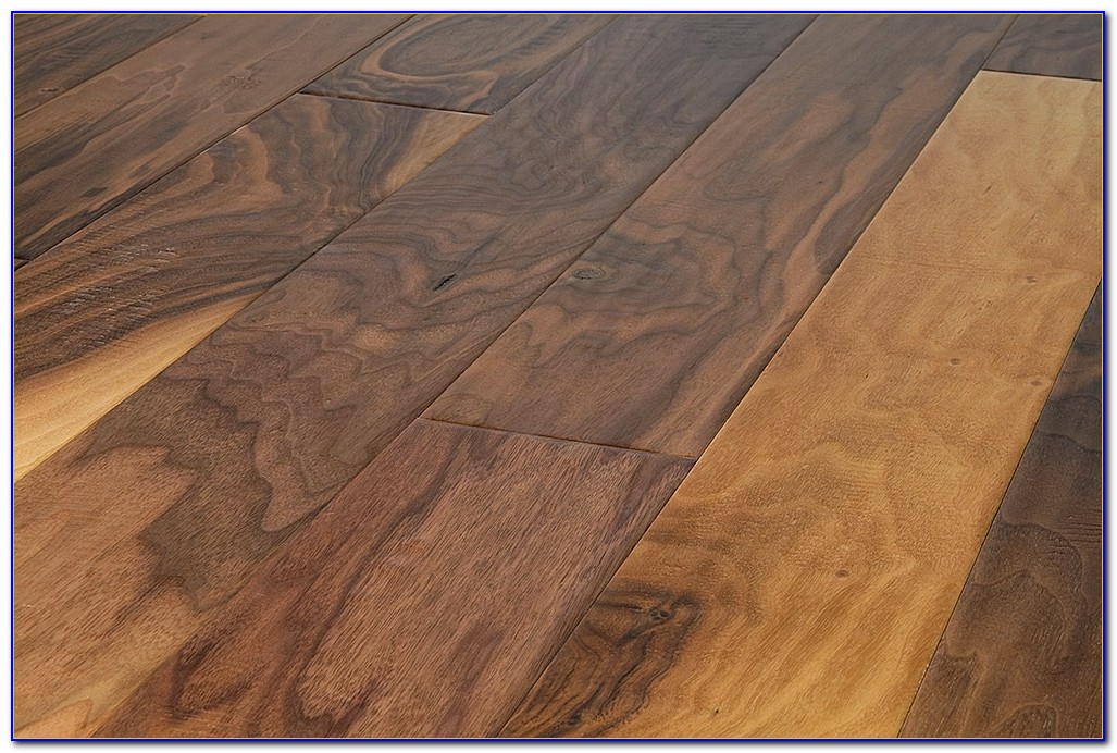 Thomasville Engineered Hardwood Flooring Walnut