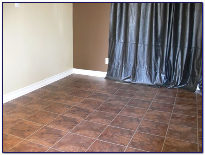 Trafficmaster Groutable Vinyl Floor Tile Tiles Home