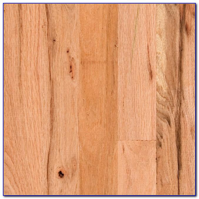 Utility Grade Unfinished Hardwood Flooring