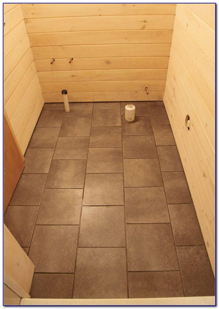 Vinyl Plank Flooring Basement Bathroom