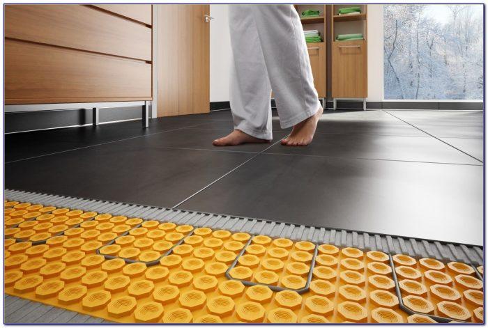 Warmlyyours Floor Heating Control