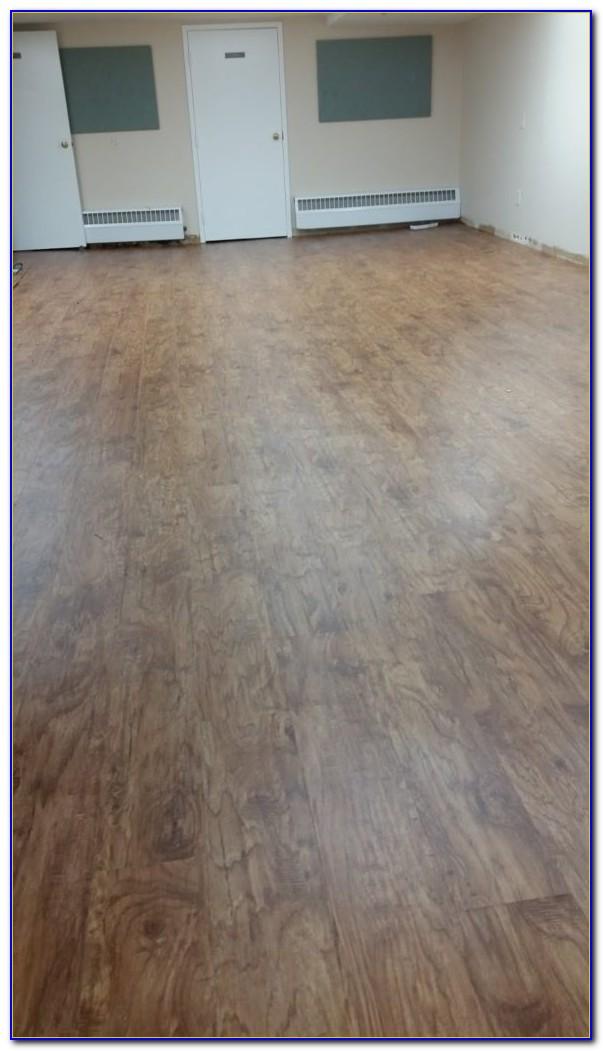 Vinyl plank floors waterproof flooring home design for Cork flooring for basements