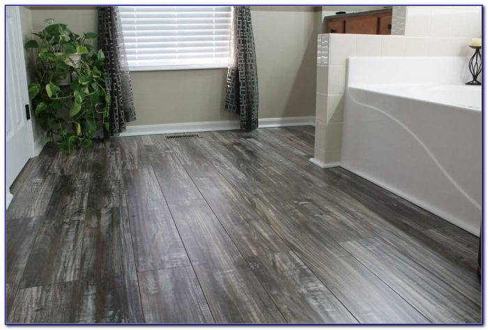 Weathered Wood Laminate Flooring