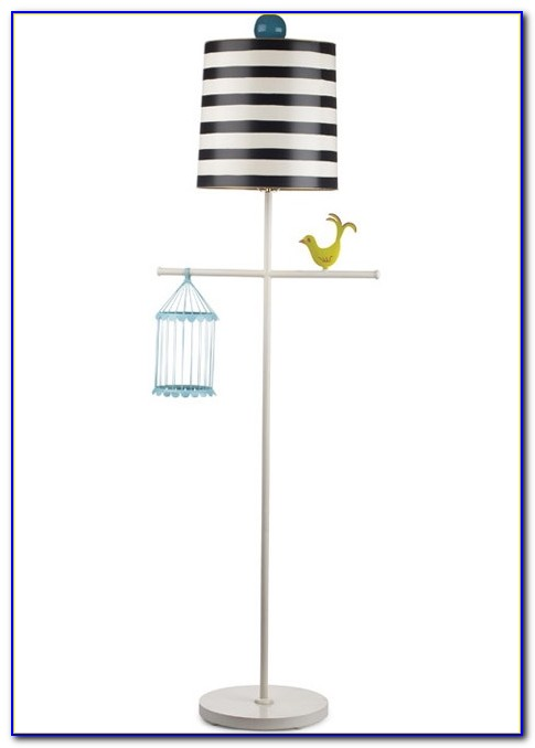 White Floor Lamps For Nursery