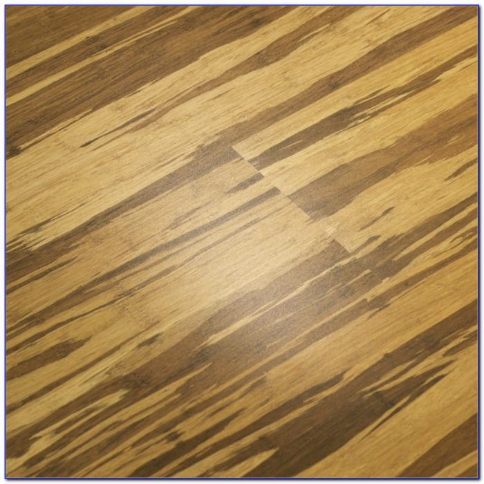 Wide Plank Bamboo Wood Flooring