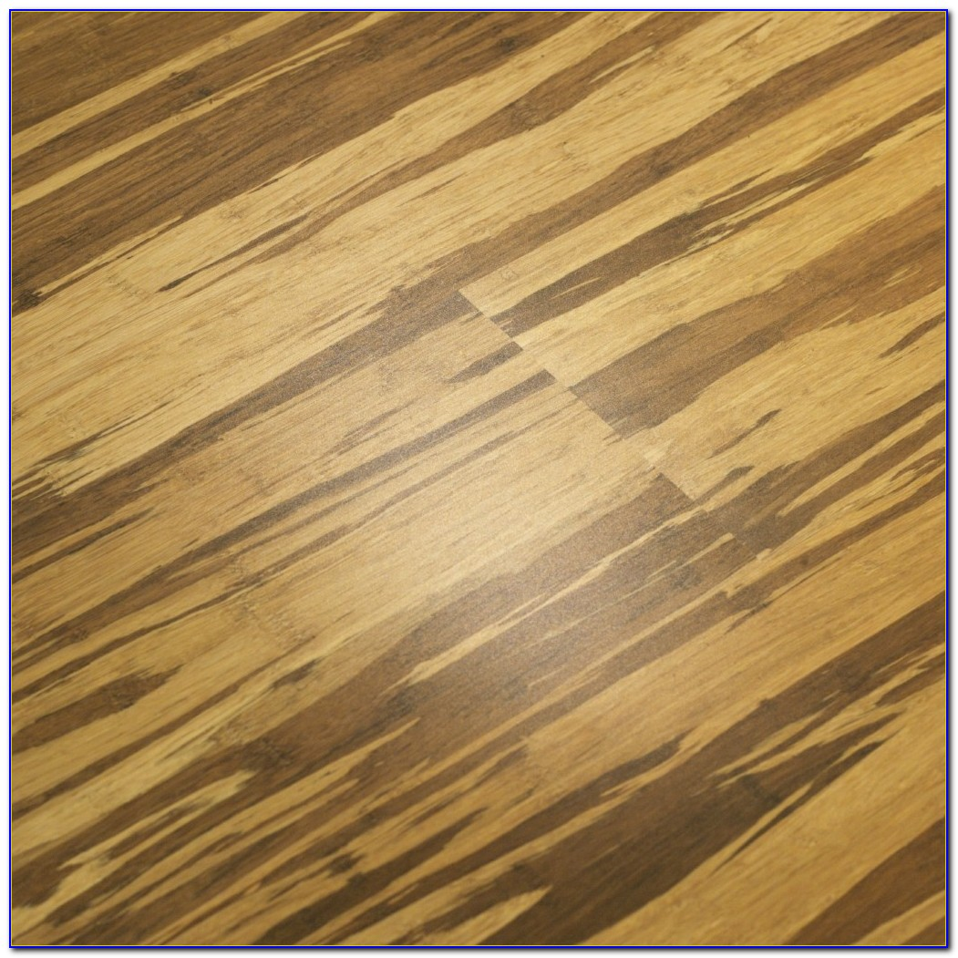 Wide Plank Bamboo Wood Flooring