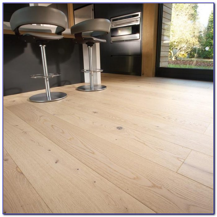 Wide Plank Engineered Hardwood Flooring