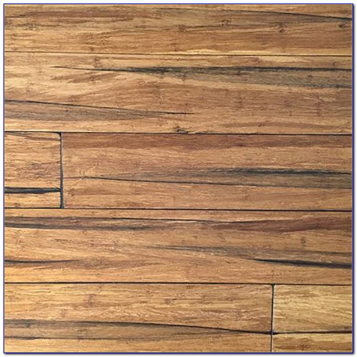 Wide Plank Solid Bamboo Flooring