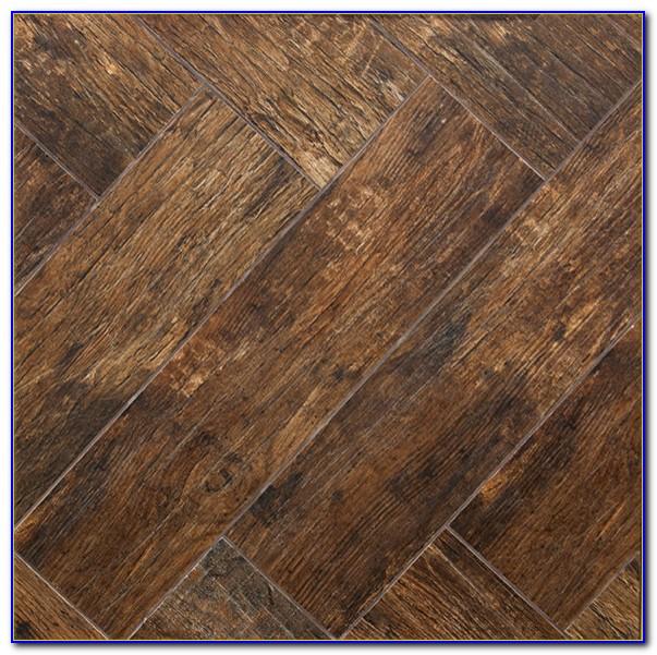 Wood Plank Tile Floor Designs