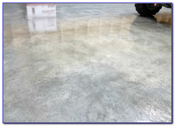Acrylic Sealer For Concrete Floors