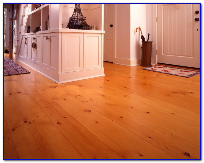 Antique Eastern White Pine Flooring