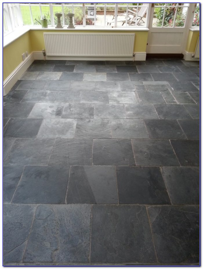 Antique Slate Floor Tiles