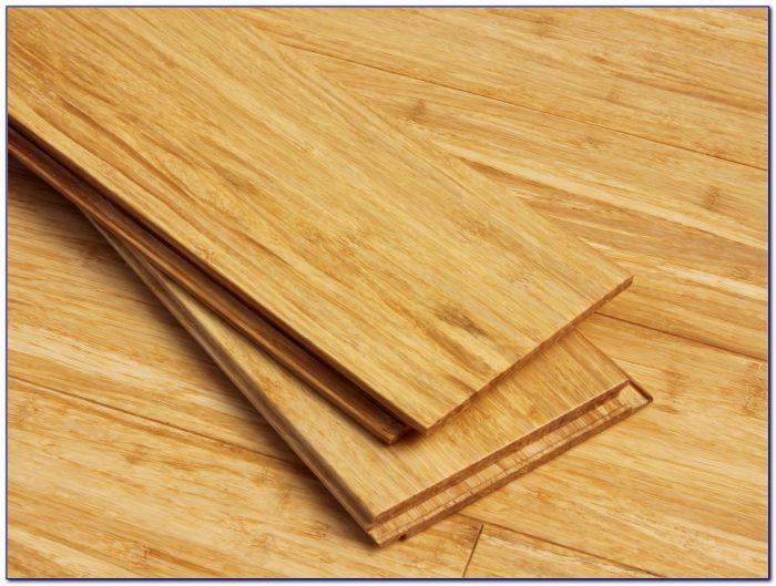Bamboo Click Lock Flooring Installation