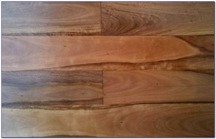 Bamboo Flooring Vs Engineered Hardwood Flooring