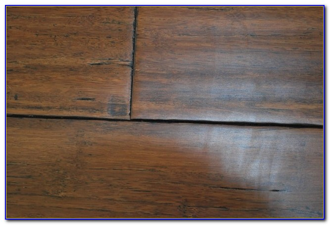 Bamboo Hand Scraped Flooring