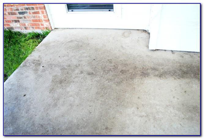 Best Cleaner For Concrete Garage Floor
