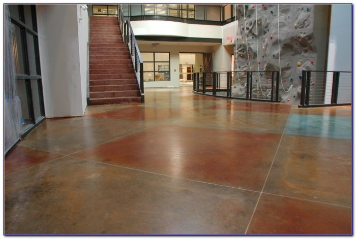Best Concrete Stain For Interior Floors