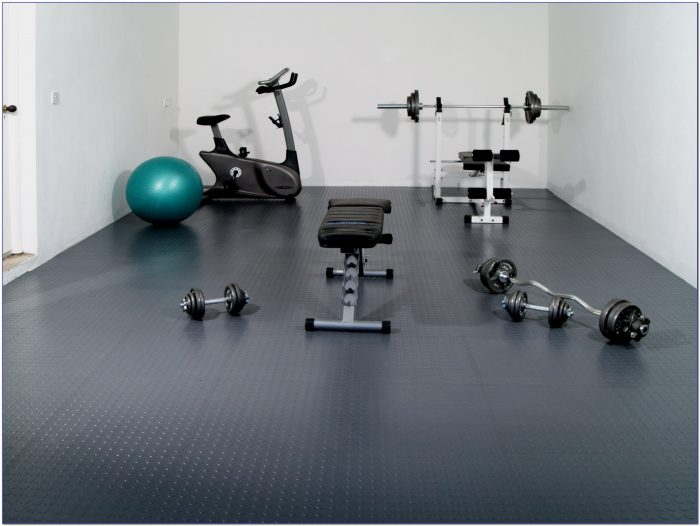 Rubber gym flooring that looks like wood home