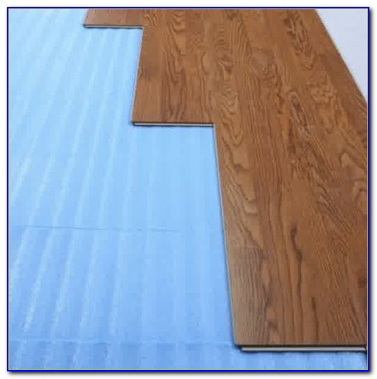 Best Underlay For Laminate Flooring On Wood