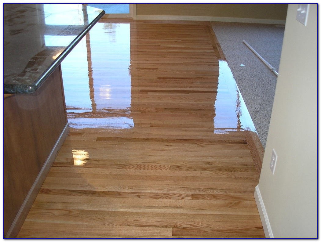 Bona Water Based Hardwood Floor Finish Flooring Home