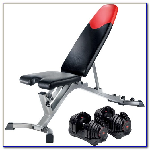Bowflex 51 Weight Bench