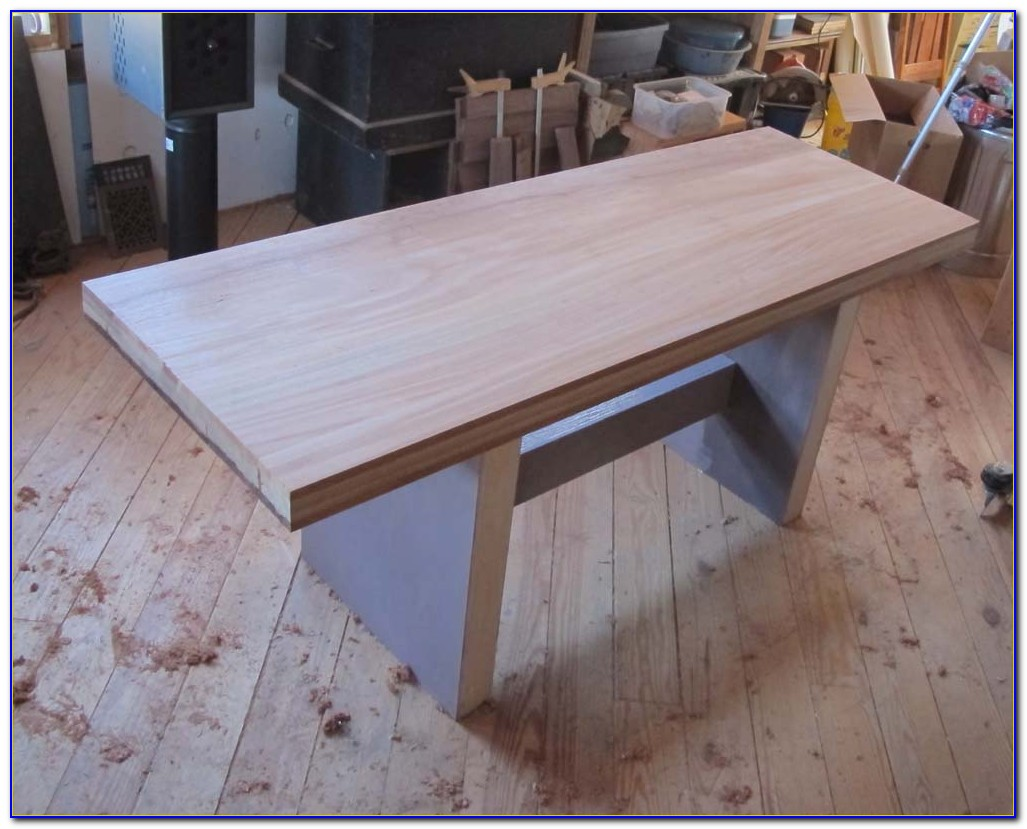 Building A Workbench For Garage