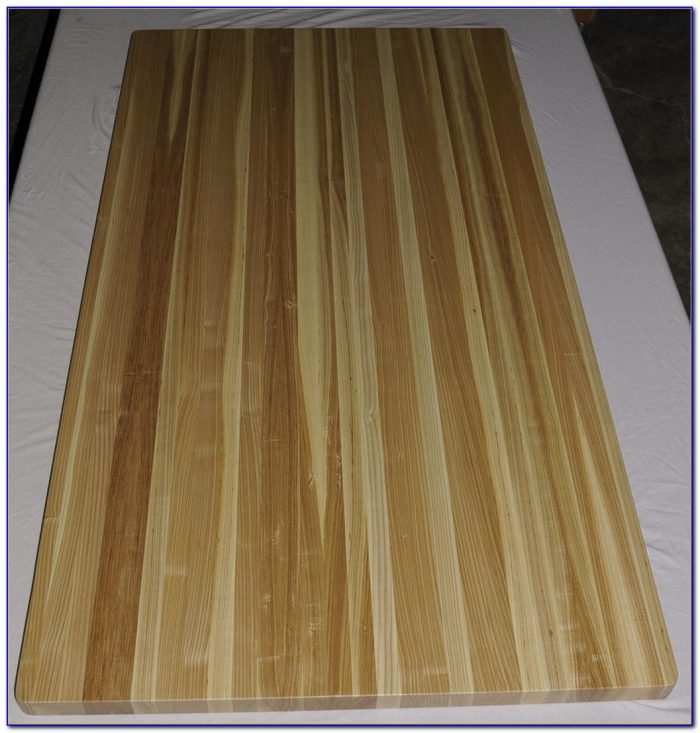 Butcher Block Wood Floors