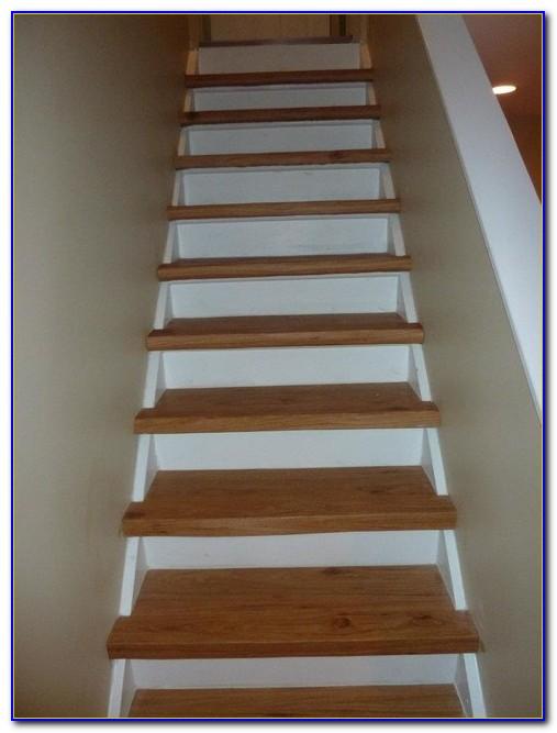Luxury Vinyl Plank Flooring On Stairs Flooring Home