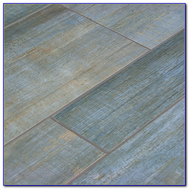 Ceramic Plank Tile Flooring