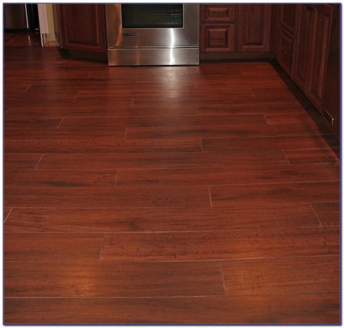 Ceramic Tile Hardwood Floor Transition