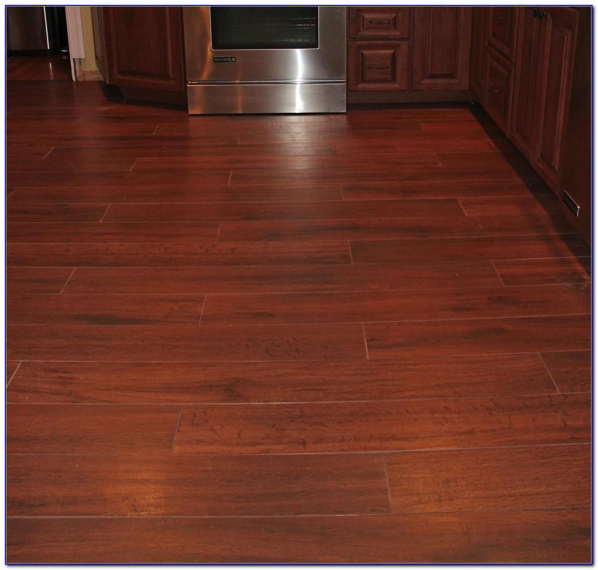 Ceramic Tile Hardwood Floor Transition