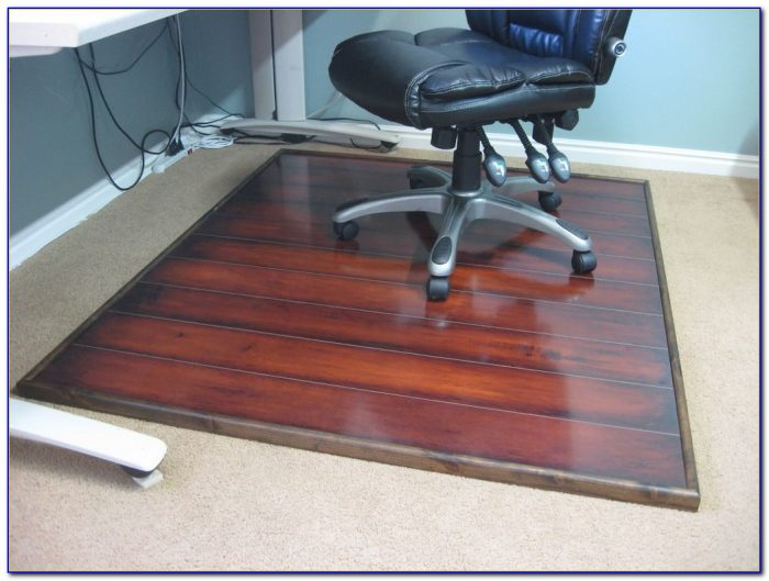 Chair Mat For Wooden Floors