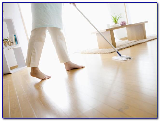 Cleaning Matte Finish Hardwood Floors