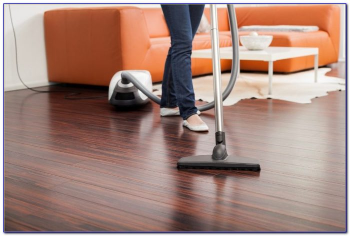Cleaning Oil Finished Hardwood Floors