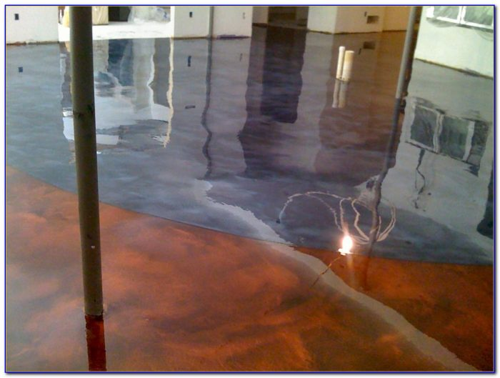 Clear Epoxy Resin For Concrete Floors