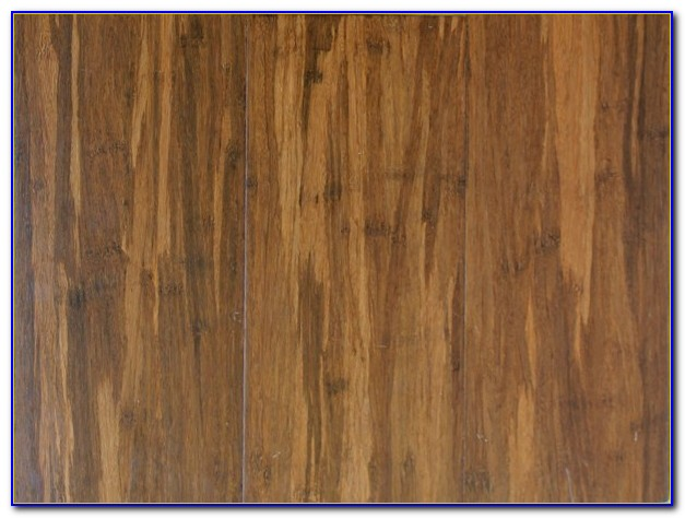 Click Lock Bamboo Flooring Problems