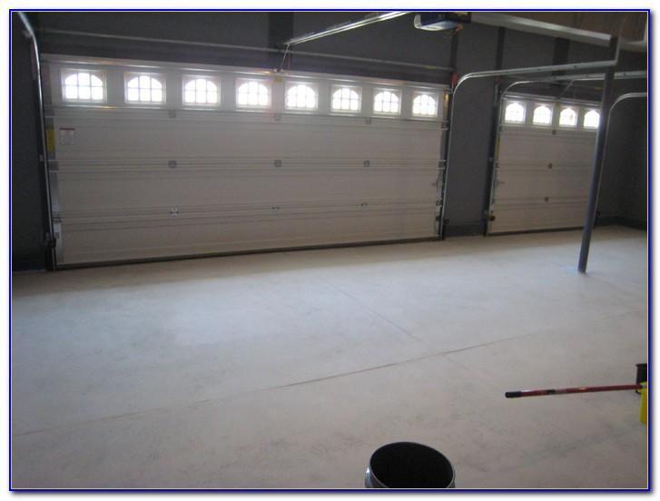 Commercial Grade Epoxy Garage Floor Coating