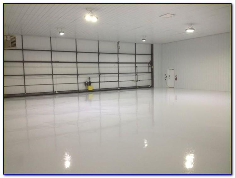 Concrete Floor Prep For Epoxy Coating