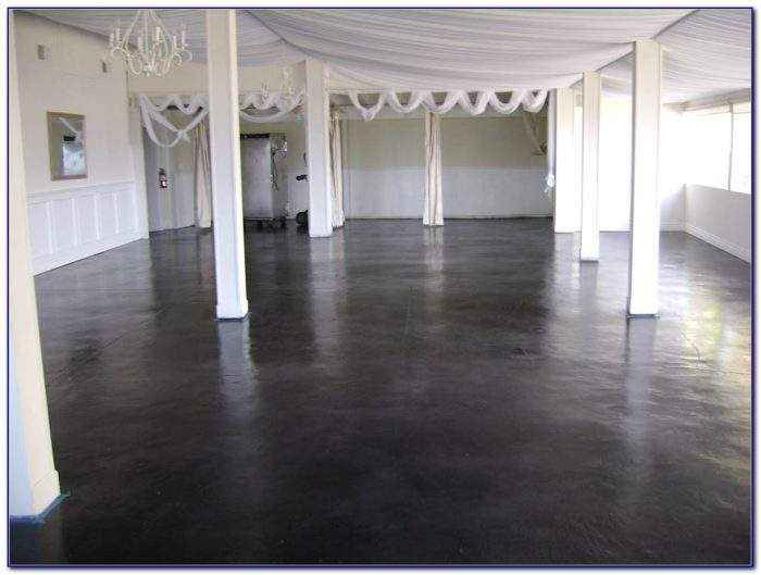 Concrete Stain For Interior Floors